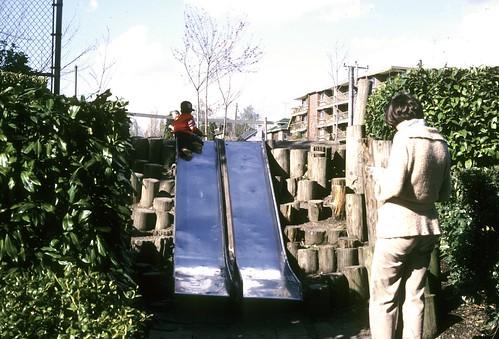 Lowell Playground, circa 1970s