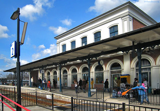 Groningen: Winschoten train station