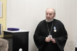 25.03.2019 | Награждение священно служителей епархии в связи со 140-летим УИС
