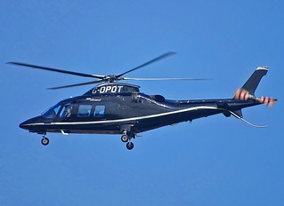 G-OPOT Agusta A109
