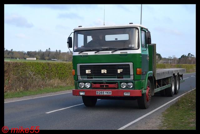 ERF C Series reg B285 YKH