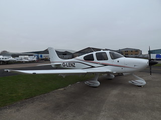 G-LENZ Cirrus SR20 (Private Owner)