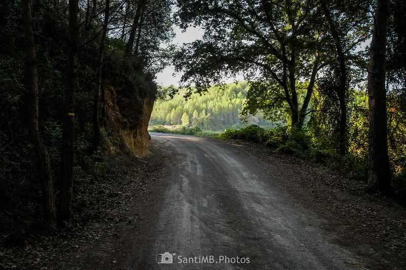 Camino al Barri La Font de Viladellops