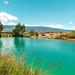 Pozos Azules en Villa de Leyva, Boyacá