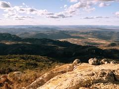 Pico do Jabre view