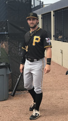 OF Jack Herman (Eastern Regional '18), in minor league camp with Pittsburgh Pirates. | by tedtee308