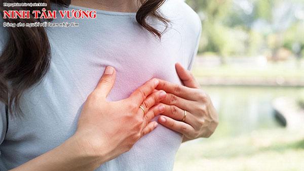 Có nhiều bệnh lý có thể dẫn đến tim đập nhanh