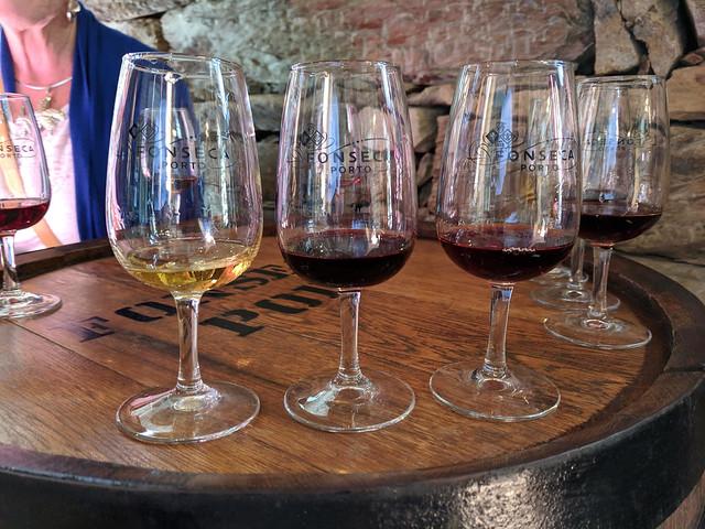 tasting @ Quinta do Panascal - Fonseca Porto