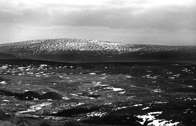 Still winter on Alston Moor