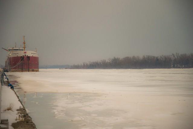 Whitefish Bay,Port of Toronto