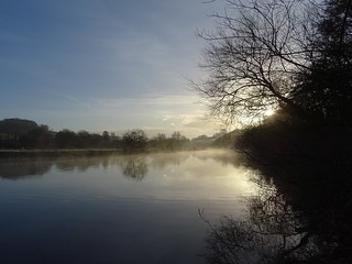 Cool, calm and reflective   by Phil Gayton