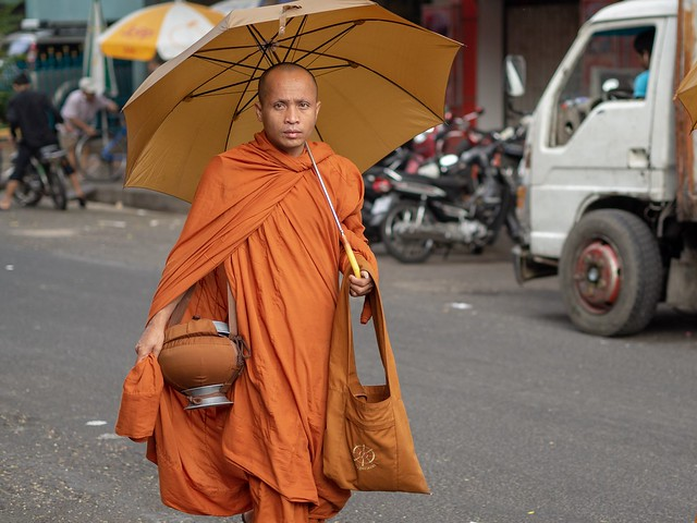 Monkhood - young man volunteers to go into monkhood at least once in their lives.