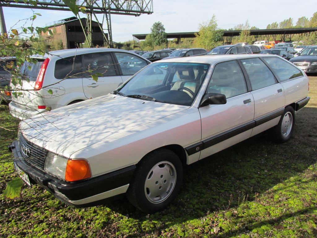 Audi 100 Avant 2.3 E, C3, Type 44, Mod. 1990 | granada-uwe | Flickr