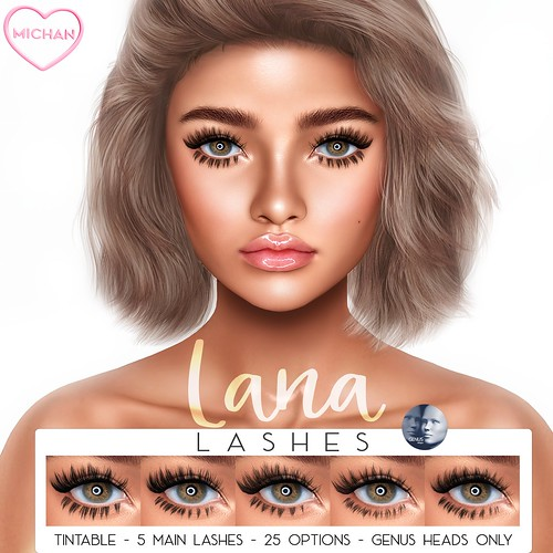 Lana Lashes - Access
