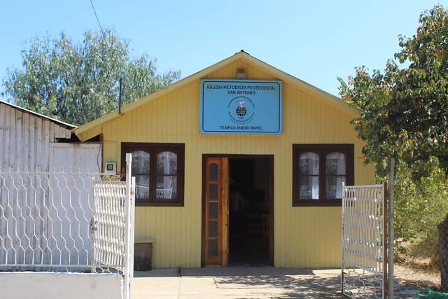 Nuevo Anexo Rapel, Iglesia San Antonio
