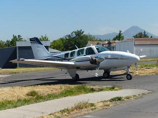 CC-AXP Beechcraft Baron 58
