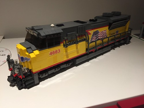 Union Pacific Lego   by helge.johnsen