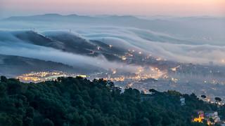 Cloudfalls II. 25/02/2019 | by AlfonsPC - Observatori Fabra