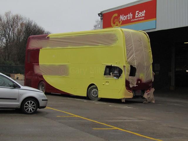 East Yorkshire - 0779 - A17EYC - GoAG20190007GoAheadGroup