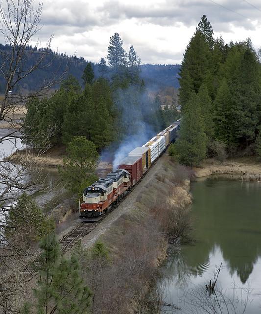 St Marie's River Railroad