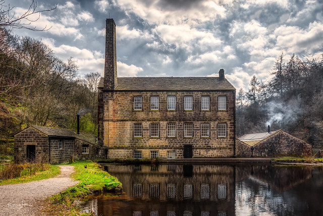 Last of Gibson Mill