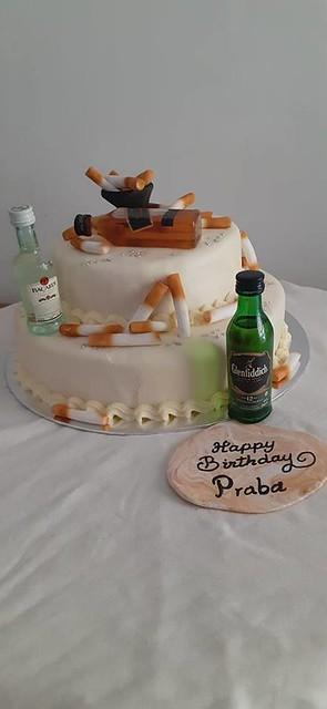 Cake by Lasanthi Chamila Fonseka Widanalage