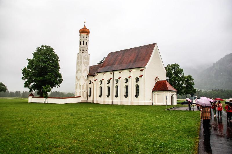 S. Colomannvs Martyr Hvivs Templi Patronvs