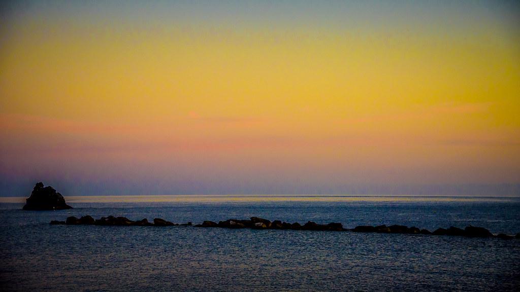 Monterosso amarillo, Cinque Terre