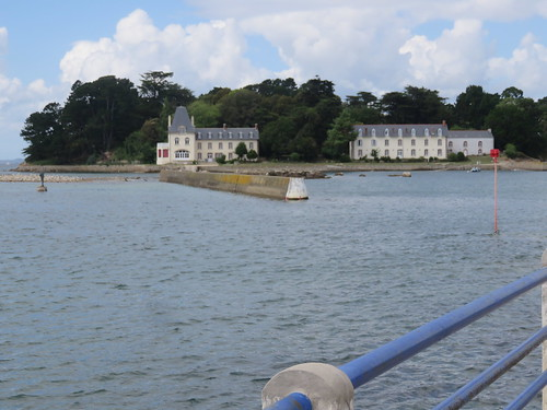 Douarnenez. Ile Tristan, the island of ancient romance.   by Traveling with Simone