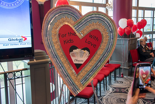 Thanks Vickie Ayers! Show of Hearts Telethon 2019 | by miss604