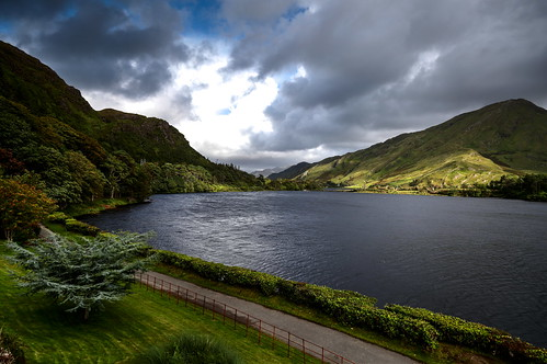 kylemoreabbey garden hdr canon eos6d 24105mm ireland irlanda green verde