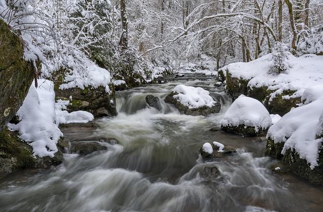 *Winterwasser* - * winter water*