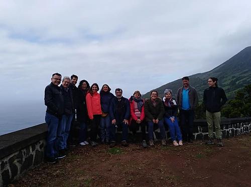visita técnica a dos cubres sao Jorge | by TGBA - ULPGC