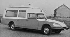 1967-1971 CITRO�N ID Confort Akkermans Ambulance