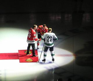 Chicago Blackhawks vs  Vancouver Canucks 03-18-19