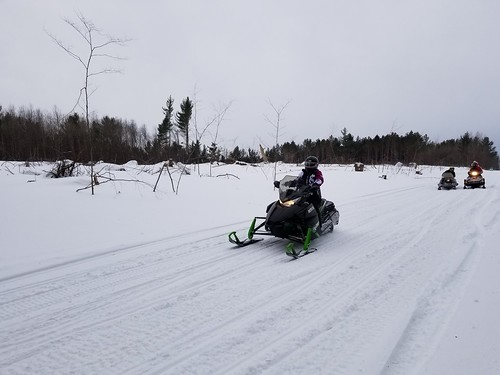 sled winter outdoors woman men kids ride fun northern michigan trails trees tree ski trac girl boy beer party drink drinking booze trip raffle tickets friends for life donate charity cute beautiful inside out gas oil snow slick slippery slope trailer slay shed 2019 vintage day night afternoon