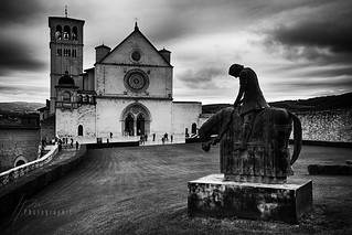 Enlightenment of Assisi...   by Howard Brown Photographic