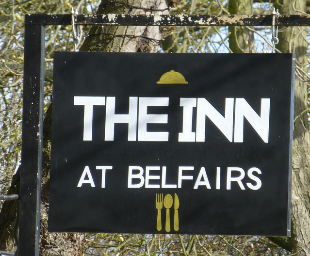 Inn at Belfairs, Leigh-on-Sea. - 2019