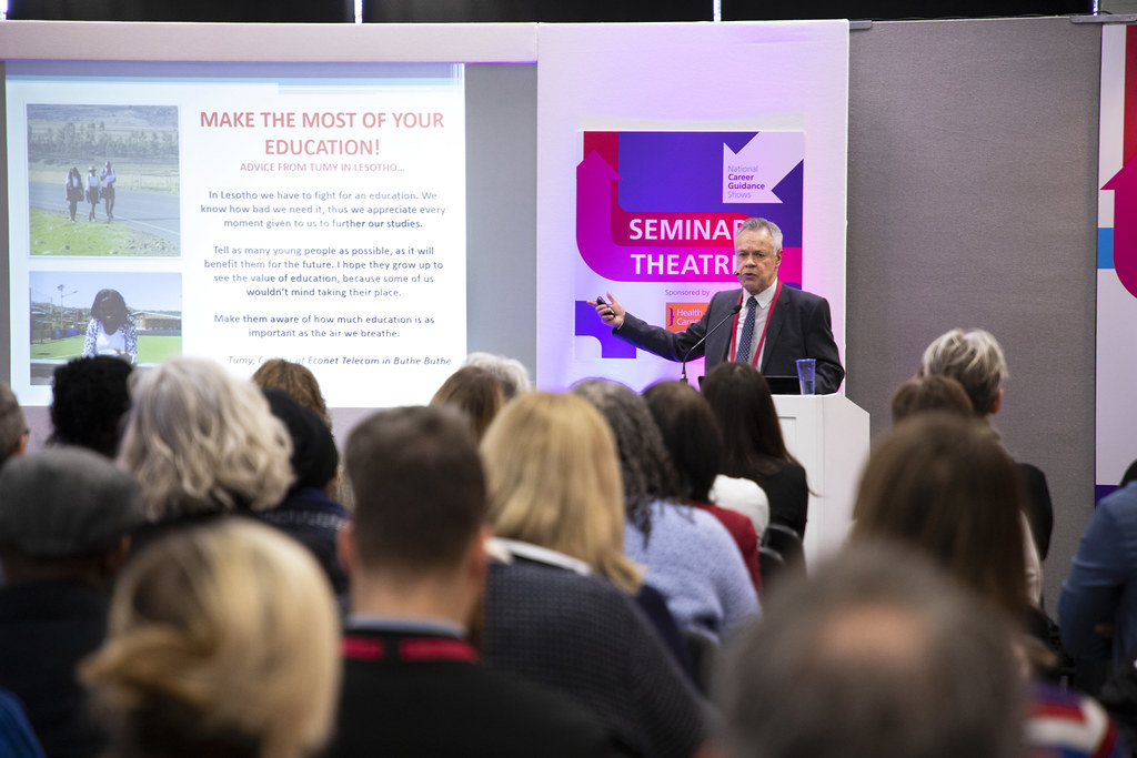 National Career Guidance Show London 2020 - Prospects | Events