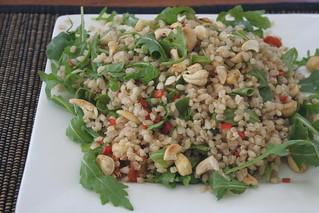 Barley Salad DSC09111 | by planningqueen