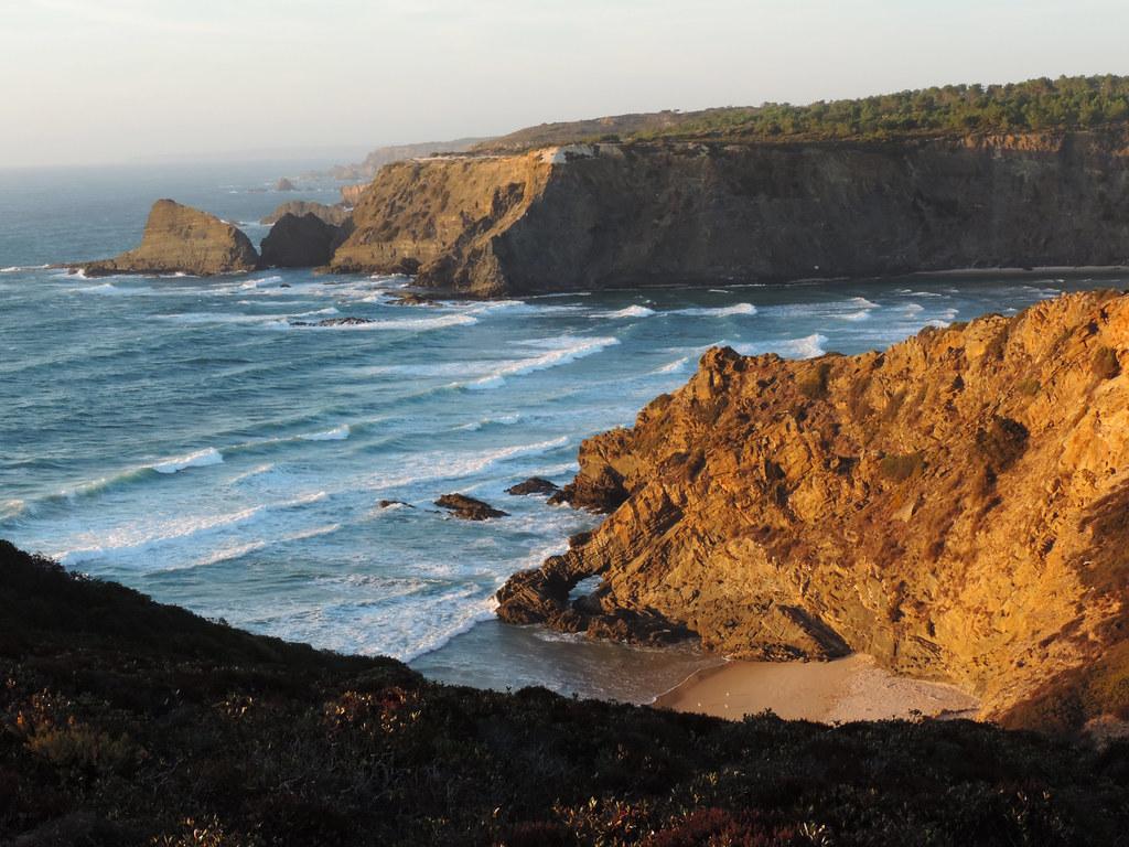 Portugal's Atlantic Coast: Praia de Odeceixe