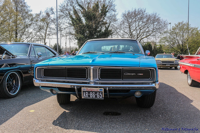 1969 Dodge Charger - AR-86-65