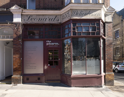 Hamstead shop front | by Dick Bulch