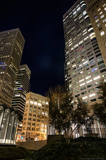Flatiron Building unter Orion | by TobyBaier