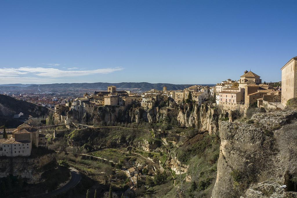 A vista de pájaro (Cuenca - España) | Cuenca es una ciudad q… | Flickr
