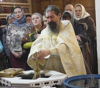 19.01.2019 | Праздник Крещения Господня в Демянске