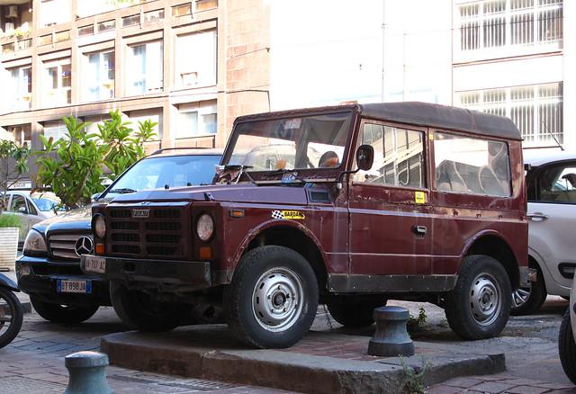 Fiat Campagnola 2.0