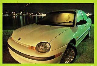 1996 Chrysler Neon (Australia)