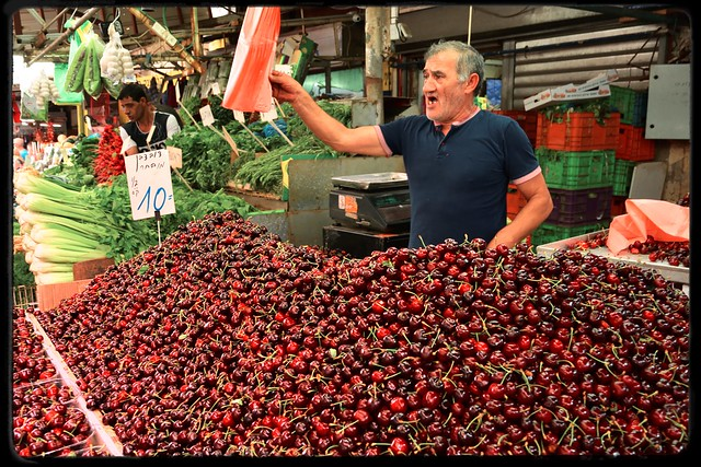 Tel Aviv / Carmel Market /