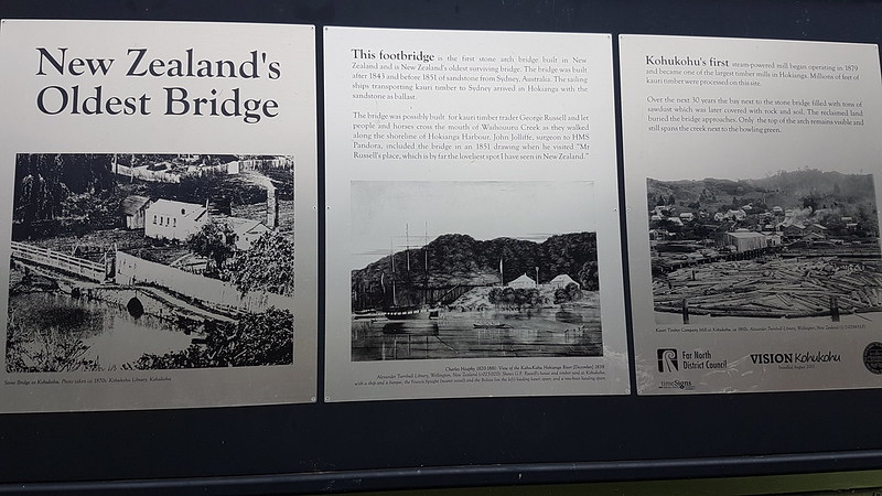 NZ's oldest bridge